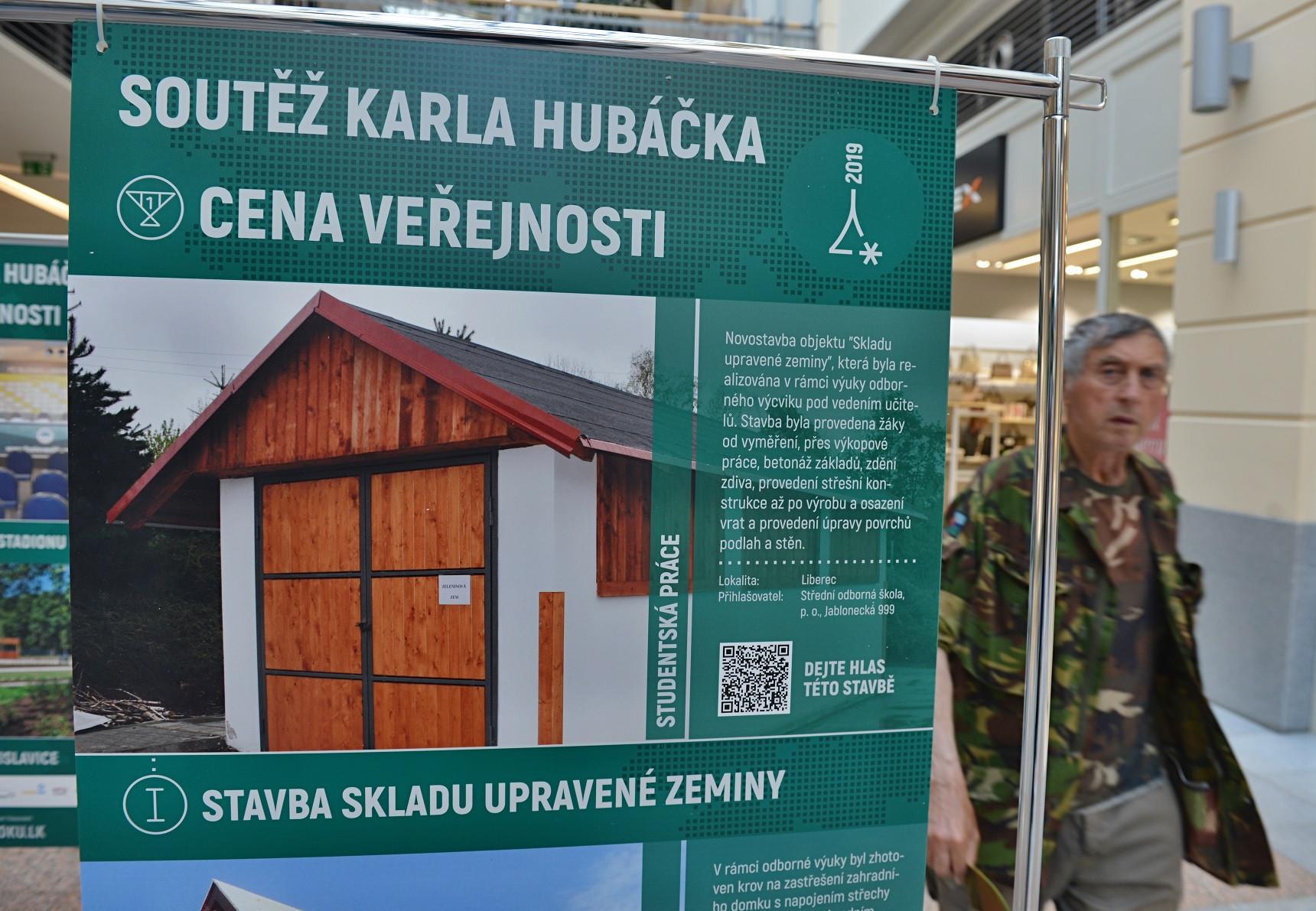 Vystava V Oc Forum Predstavuje Soutez Karla Hubacka Liberecky Vecernik Zpravodajstvi Z Liberce A Okoli
